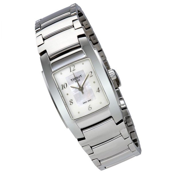 Tissot T-Trend Mother of Pearl Dial