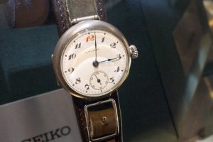 Laurel wrist watch