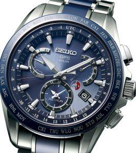 Astron GPS Solar Watch